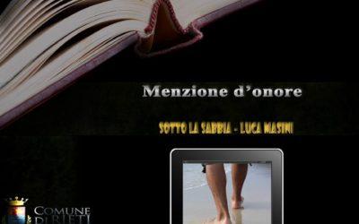 Seconda edizione concorso letterario Premio Amarganta