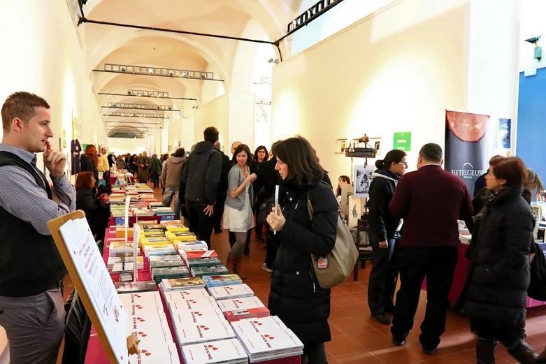 Festival della piccola editoria Buk Modena 18-19 Febbraio