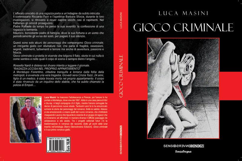 Booktrailer Gioco criminale